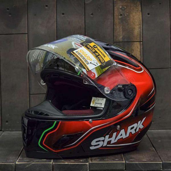 Mũ Bảo Hiểm Shark Race – R Pro Carbon Guintoli 1