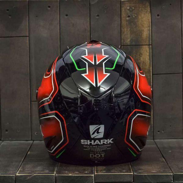 Mũ Bảo Hiểm Shark Race – R Pro Carbon Guintoli 3