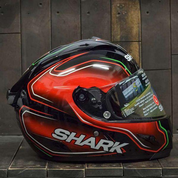Mũ Bảo Hiểm Shark Race – R Pro Carbon Guintoli 4