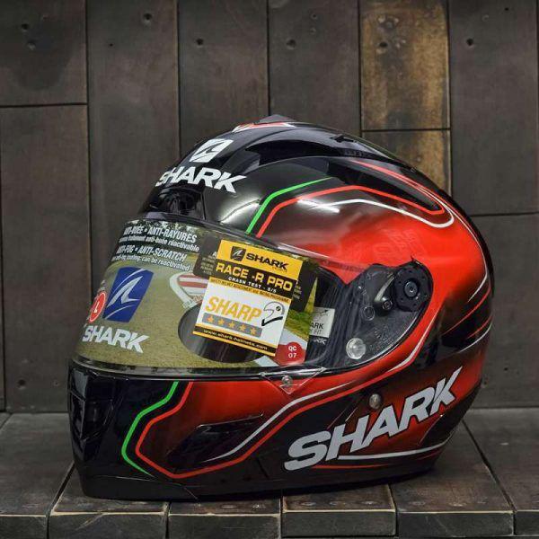 Mũ Bảo Hiểm Shark Race – R Pro Carbon Guintoli 2