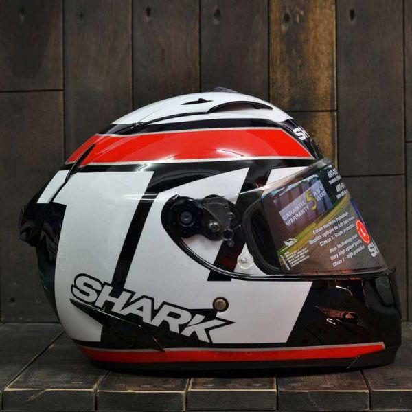 Mũ Bảo Hiểm Shark Race – R Pro Carbon Replica 4