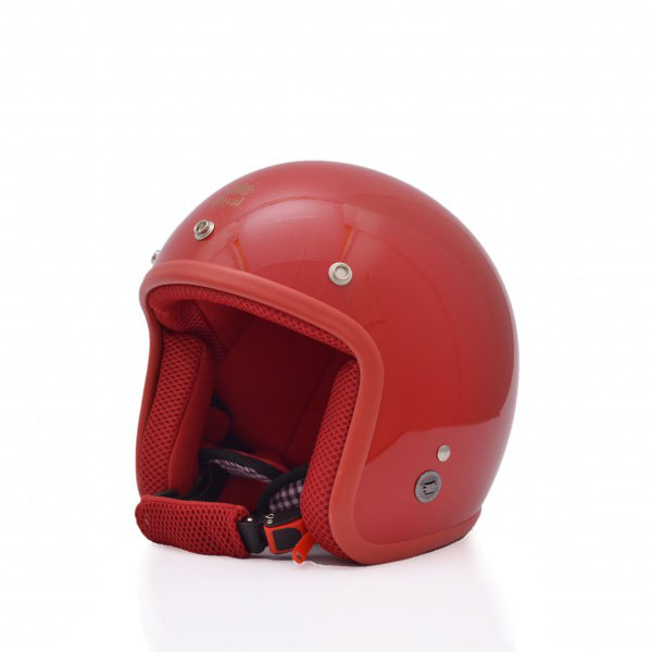 Mũ Bảo Hiểm 34 Royal M20 Mafa Đỏ Bóng 1