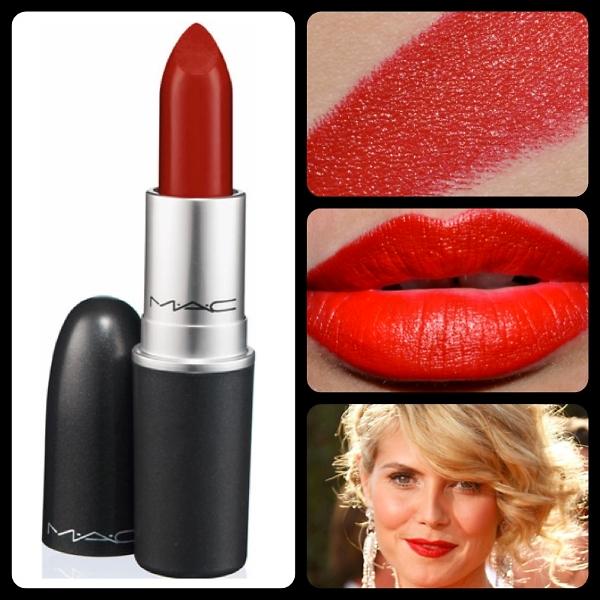 Son M.A.C Matte Lipstick, Russian Red