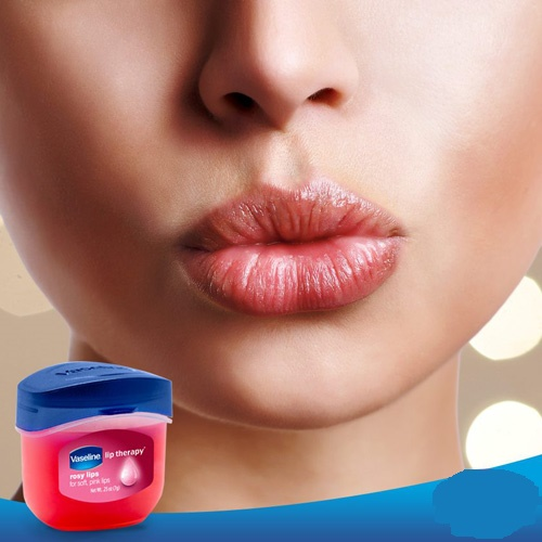 Vaseline Rosy Lips Therapy