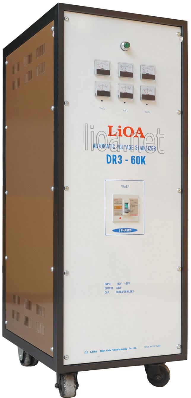 On ap Lioa 60k model dr3-60k