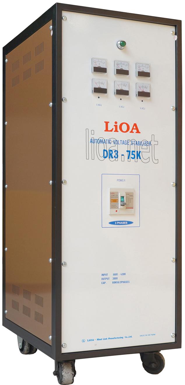 Lioa 75k 3 pha dr3