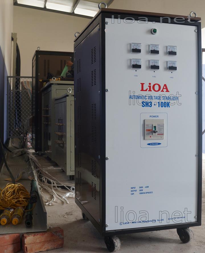 Lioa 3 pha 100k