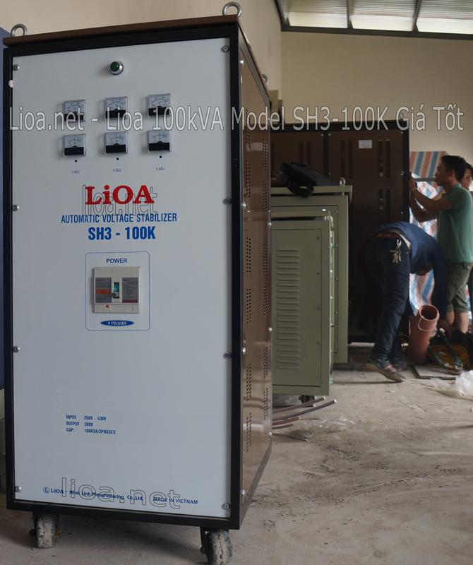 Lioa SH3 100K cho các nhà máy