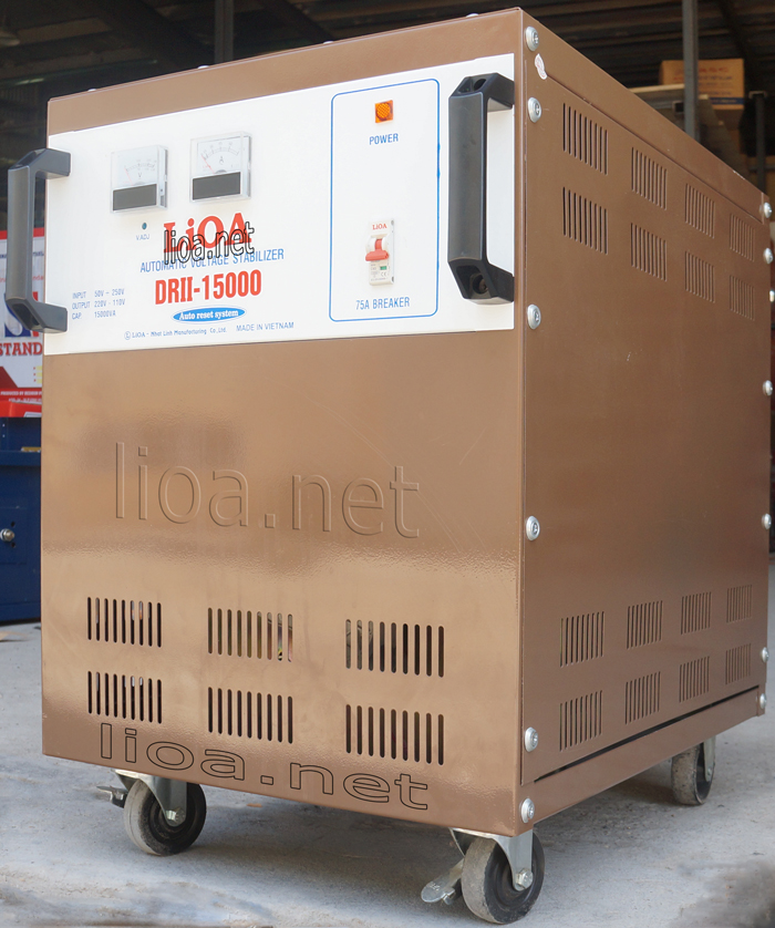 LIOA 15KVA MODEL DRII-15000