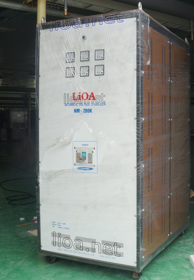 Lioa 150kva model NM-150K