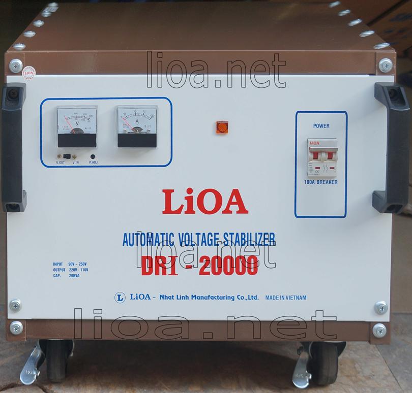 Lioa 20kva dai 90-250v
