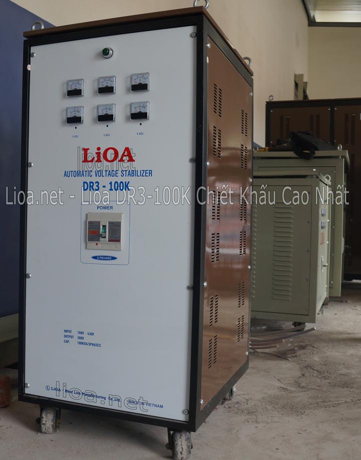 Lioa DR3-100K Chiết Khấu Cao Nhất