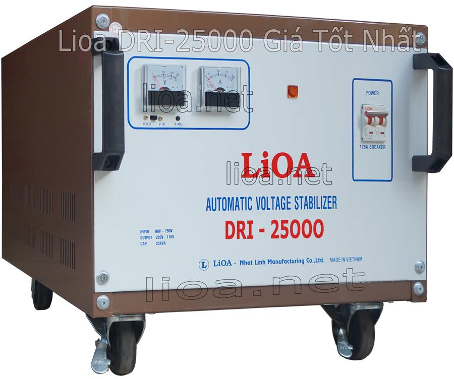 Lioa DRI-25000 Gia Tot Nhat