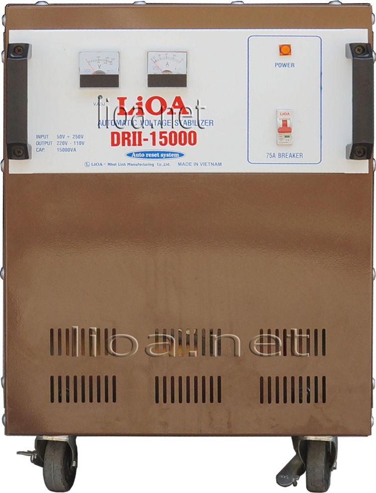 ON AP LIOA 15KVA DRII (50V-250V)
