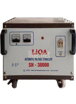 LIOA 30KVA DAI THUONG 150V-250V