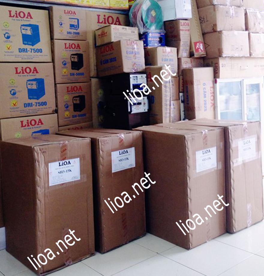 Bán Lioa 15kVA 3pha DR3-15K Gía Tốt