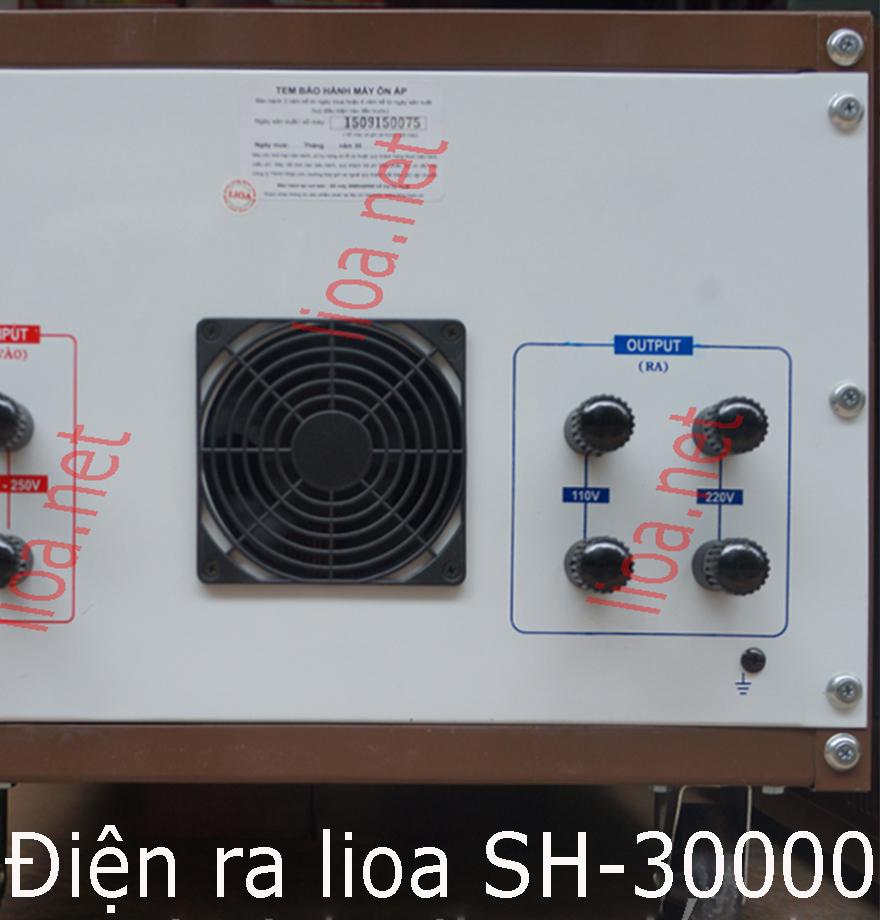 CÁCH LẮP ĐẶT LIOA SH-30000