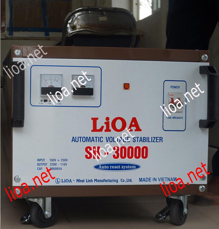 Lioa 30kva dai 150-250v