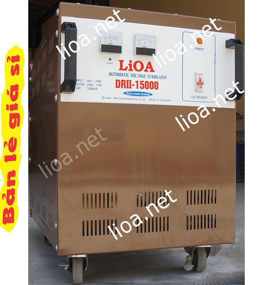 Lioa DRII-15000 Chiết Khấu Cao Nhất
