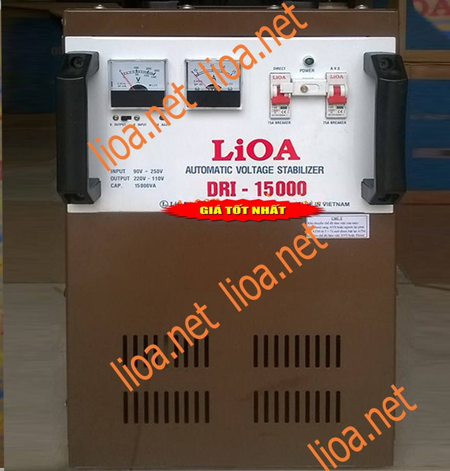Lioa 15kva dai 90v-250v