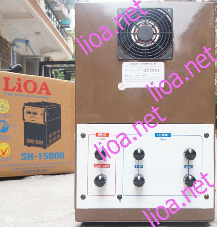 LIOA 15KVA MODEL SH-15000