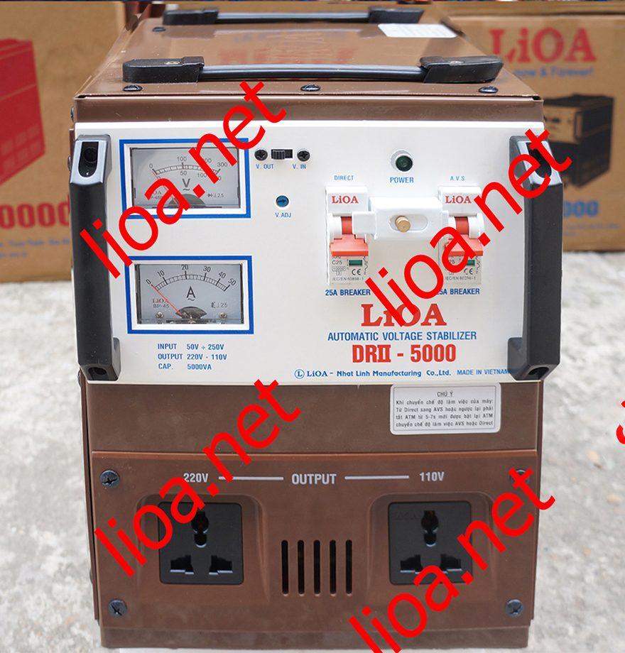 Lioa 5k DRII-5000 Chính Hãng Gía Rẻ