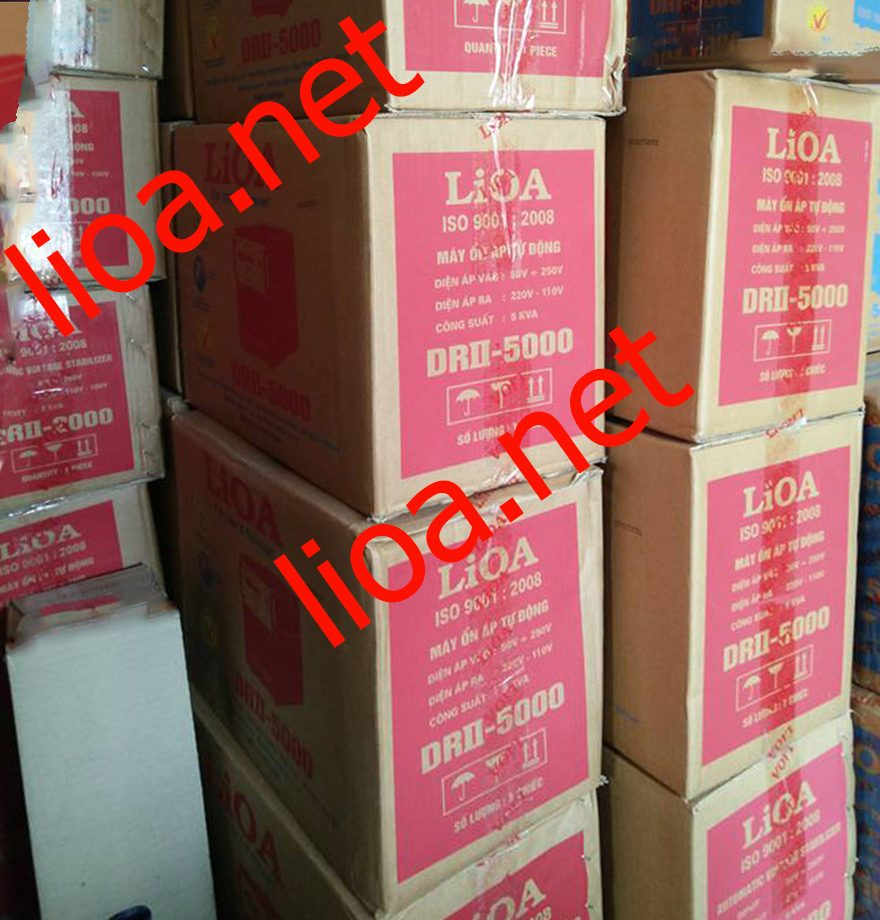 Nên Mua Lioa DRII-5000 Tại Lioa.net Vì?