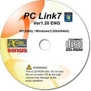 pc link 7 cd-rom