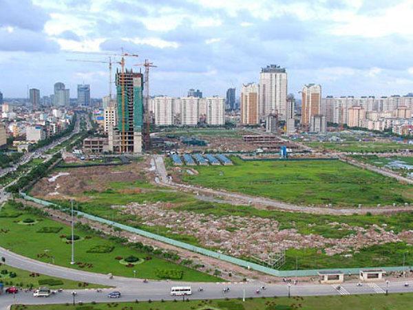 Tiền thu từ đấu giá đất: Công ty Nhà nước phải nộp lại 30-50%