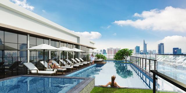 Dự án The Gold View – CTCP May – Diêm Sài Gòn