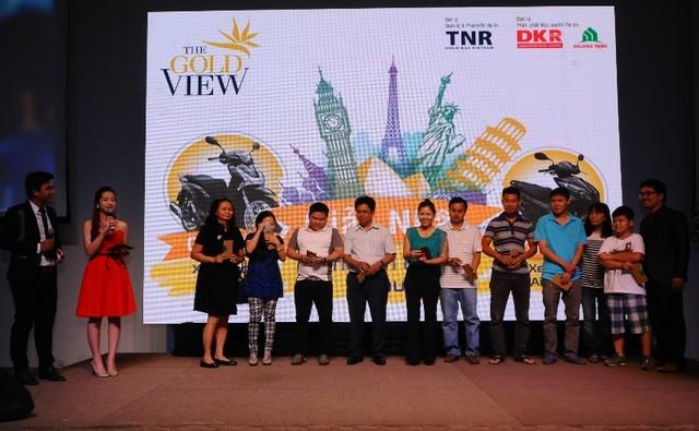 Sự kiện tri ân khách hàng và ưu đãi cho 100 khách VIP The GoldView