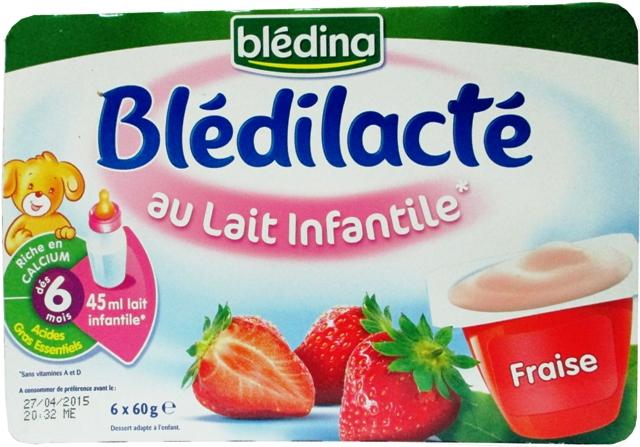 váng sữa chua bledina vị dâu