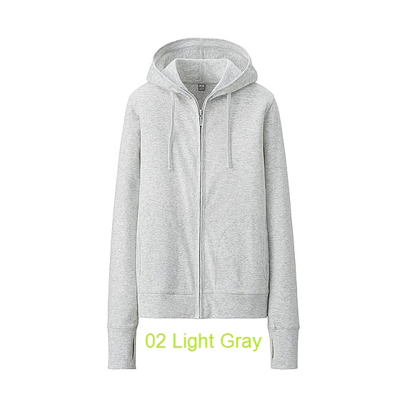 ao chong nang uniqlo 02 light gray