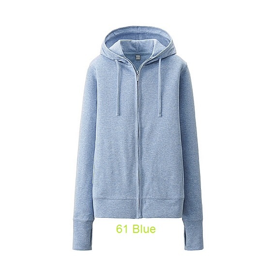 uniqlo 61 blue