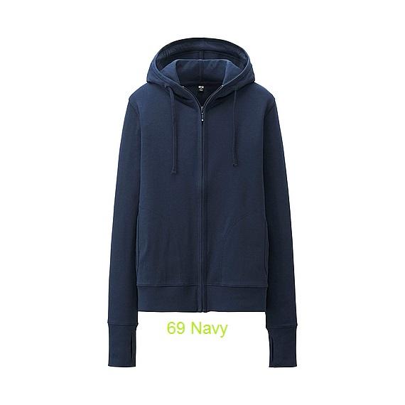 áo chống nắng uniqlo mã 69 navy