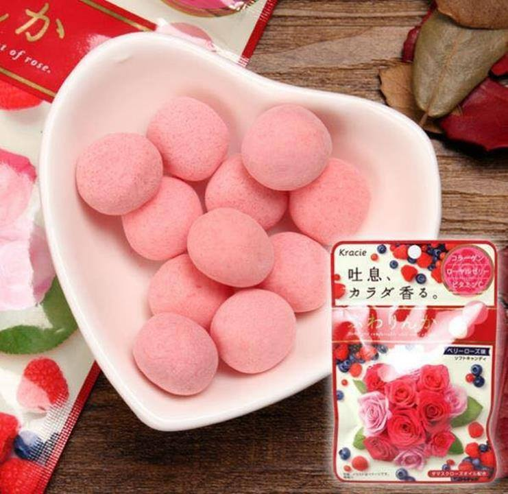 4901551339136 Kẹo kracie xách tay Nhật