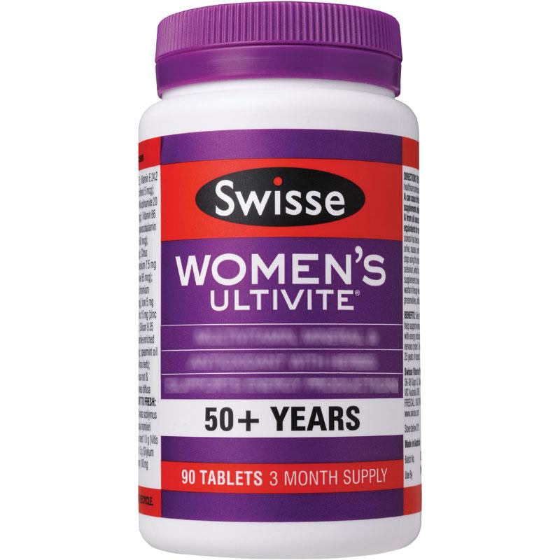 vitamin tổng hợp swisse women's ultivite 9311770587259
