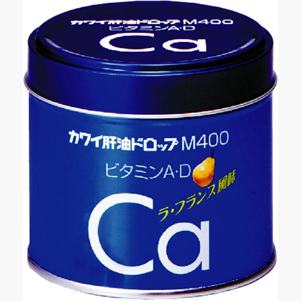 Kẹo bổ sung canxi M400 Nhật 4987049212914