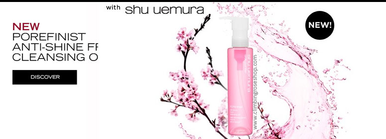 tay trang Shu Uemura Skin Purifier Cleansing Oil