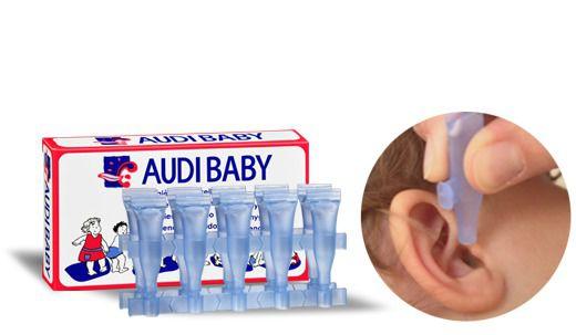 Làm sạch ráy tai Audi Baby của pháp 7640107850806