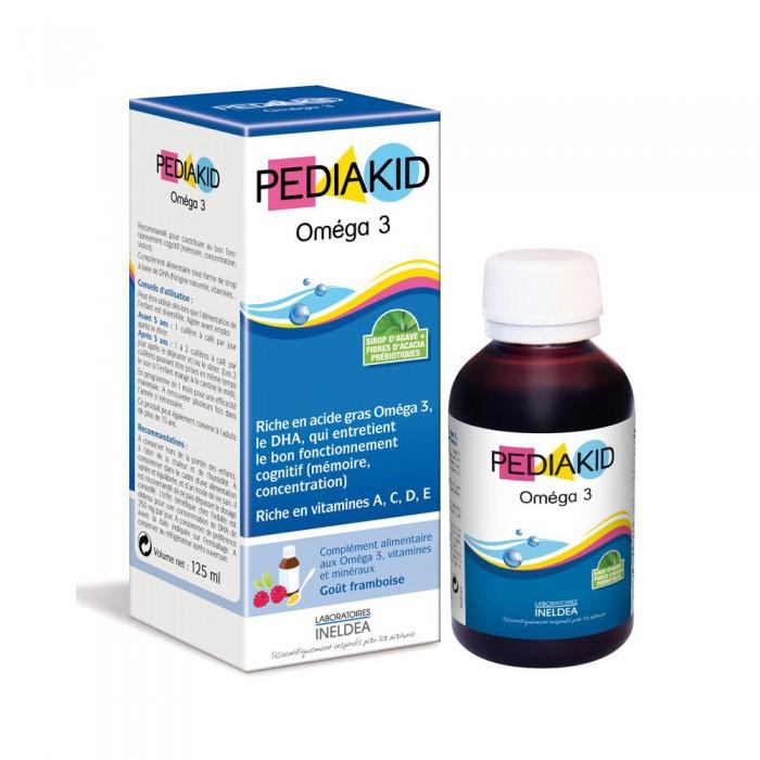 pediakid omega 3 3700225602184