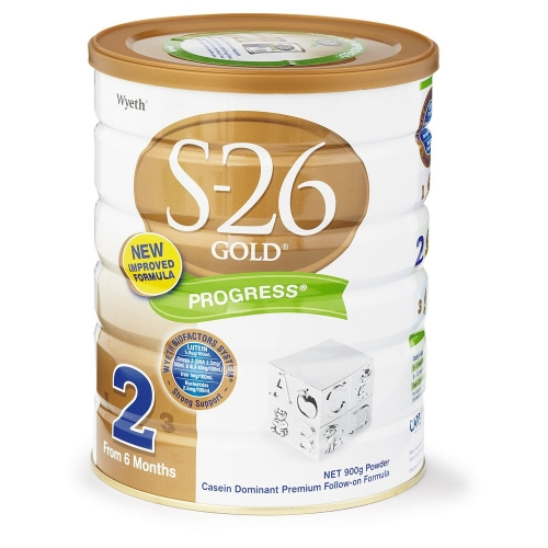 sữa s26 số 2 xách tay Úc