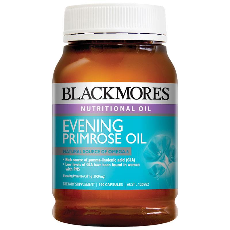 9300807238325 Blackmores Evening Primrose Oil 190 viên