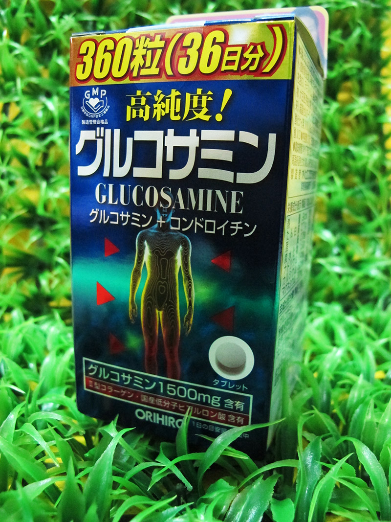 Glucosamin Orihiro 360 viên