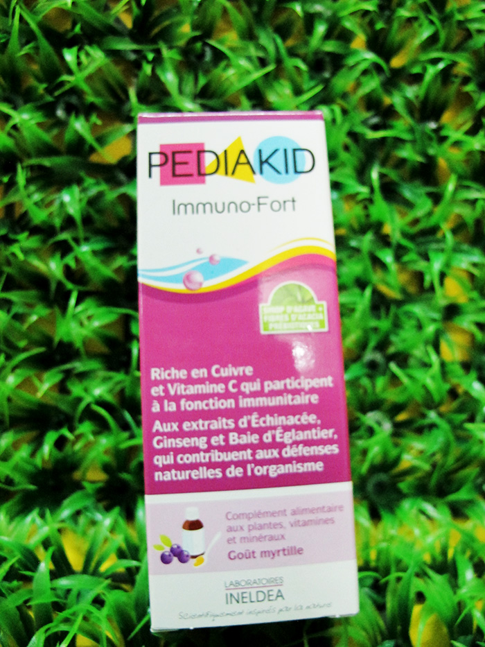Pediakid Immuno-Fort tăng miễn dịch