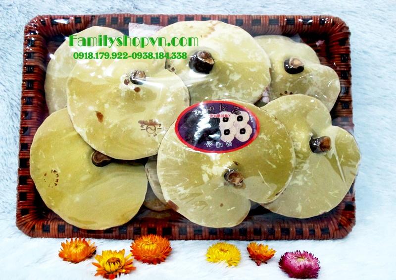 Nấm linh chi vàng khay 1kg