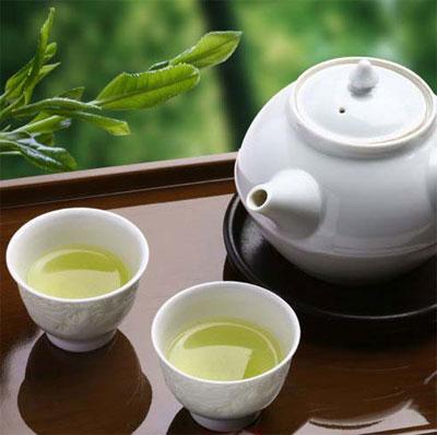 công dụng của trà xanh