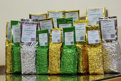 Trà Thái Nguyên Longbichtea chất lượng, giá rẻ