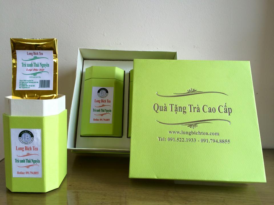 quà tặng trà cao cấp hộp tri ân