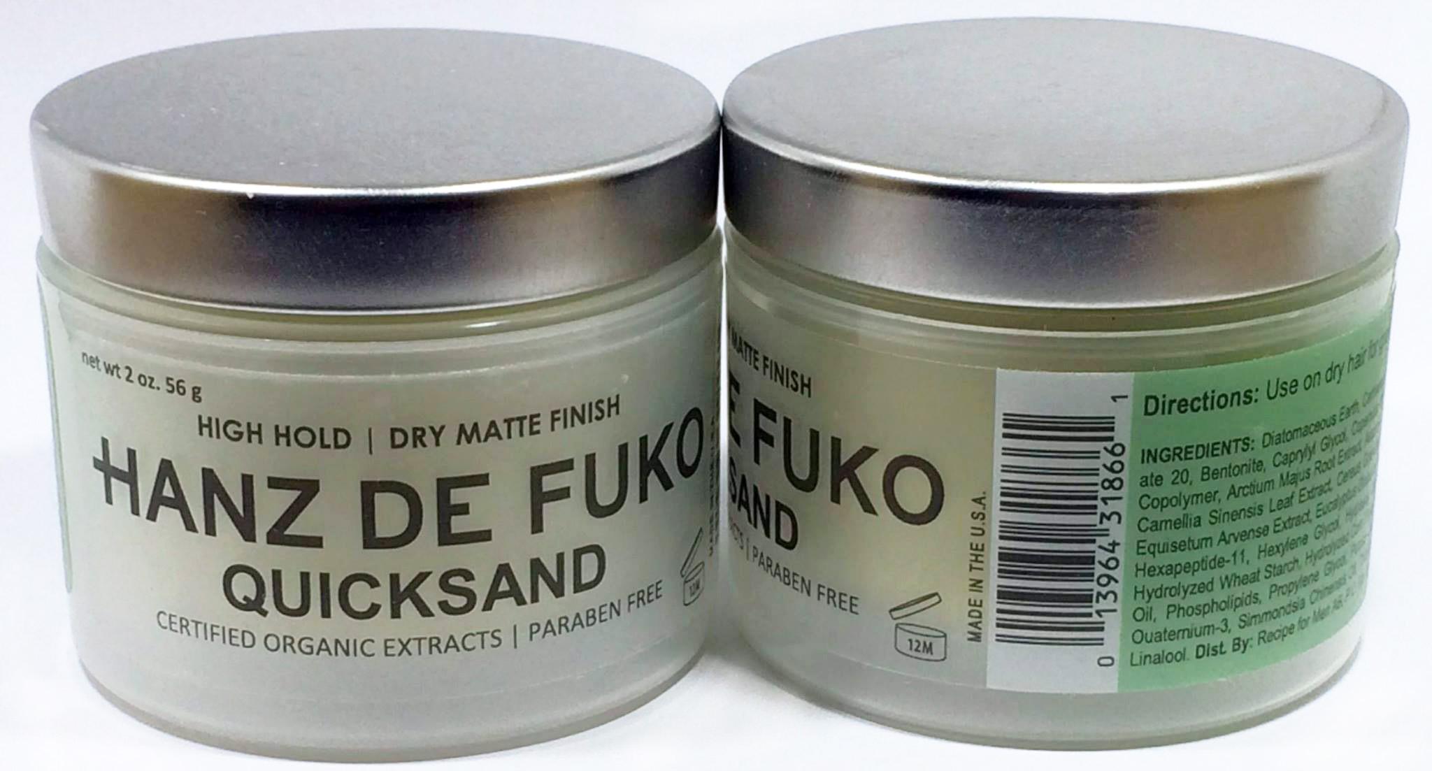 Hand de fuko quicksan